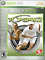 Top Spin 2 (Family Hits) - Xbox 360