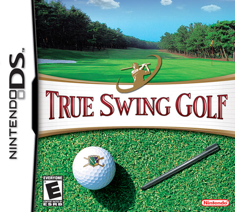 True Swing Golf - Nintendo DS