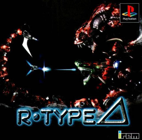 R-Type Delta - PlayStation (Japan)