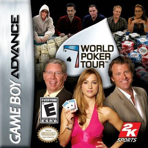 World Poker Tour - Game Boy Advance [NEW]