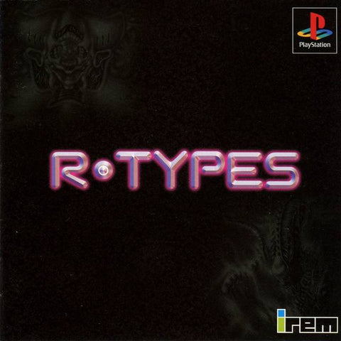 R-Types - PlayStation (Japan)