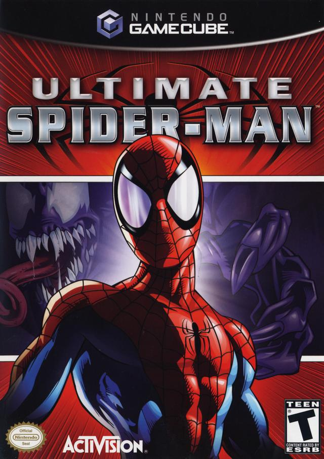 Ultimate Spider-Man - GameCube [USED]