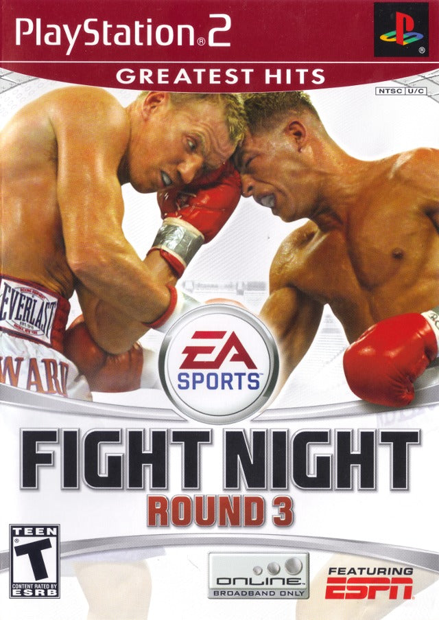 Fight Night Round 3 (Greatest Hits) - PlayStation 2