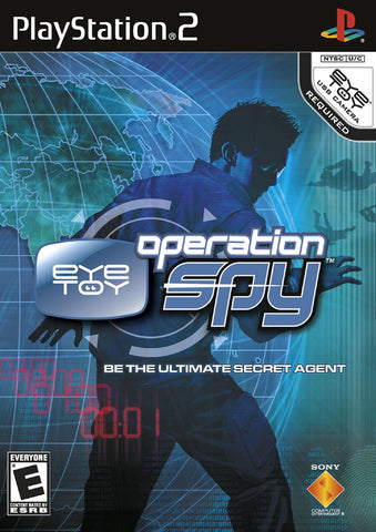 EyeToy: Operation Spy - PlayStation 2