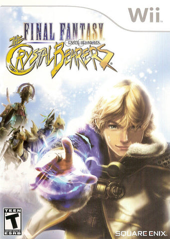 Final Fantasy Crystal Chronicles: The Crystal Bearers - Nintendo Wii [USED]