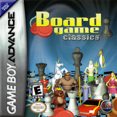 Board Game Classics - Game Boy Advance [NEW]