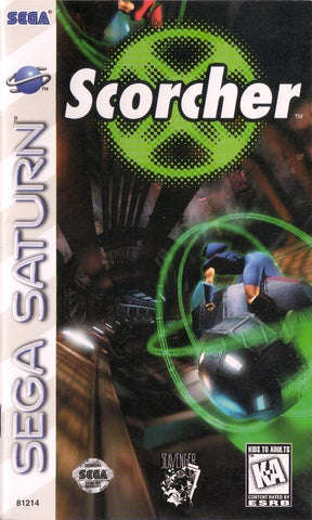 Scorcher - SEGA Saturn [NEW]