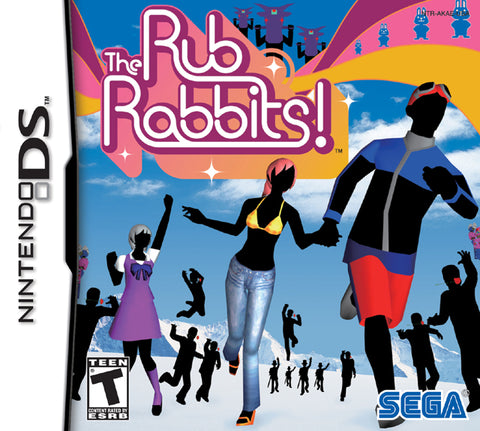 The Rub Rabbits! - Nintendo DS