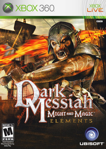 Dark Messiah of Might and Magic: Elements - Xbox 360