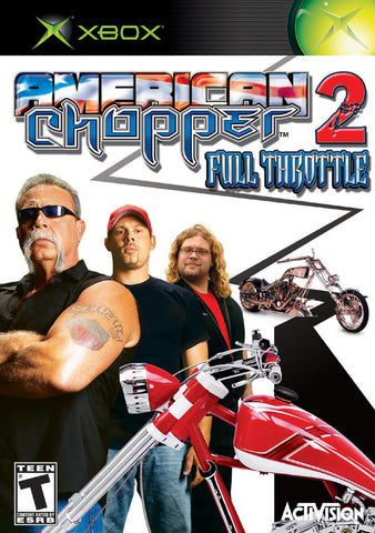 American Chopper 2: Full Throttle - Xbox