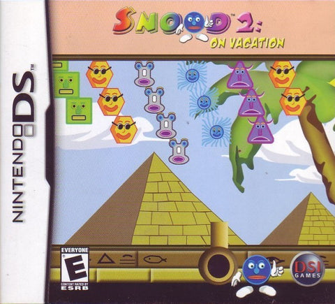 Snood 2: On Vacation - Nintendo DS