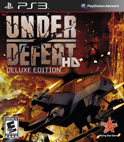 Under Defeat HD (Deluxe Edition) - PlayStation 3