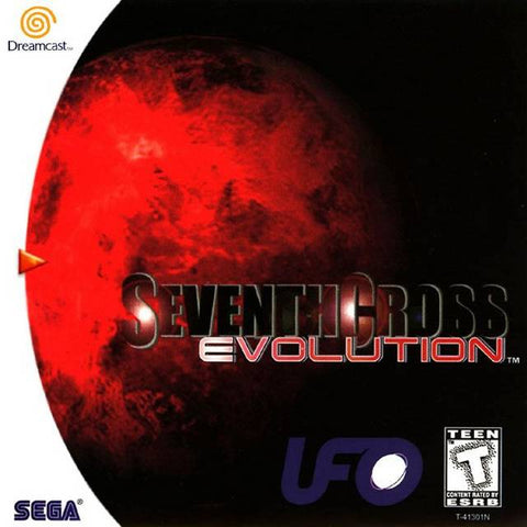 Seventh Cross Evolution - SEGA Dreamcast