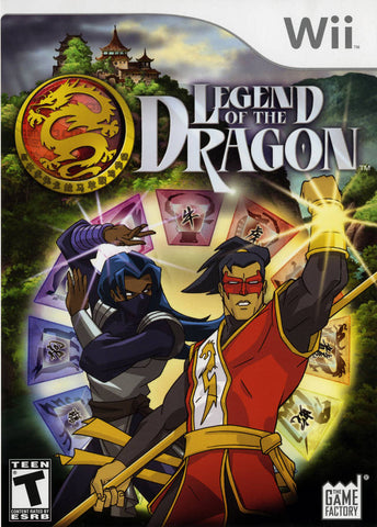 Legend of the Dragon - Nintendo Wii [NEW]