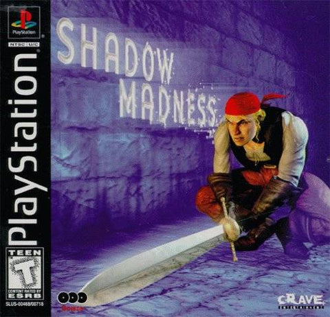 Shadow Madness - PlayStation