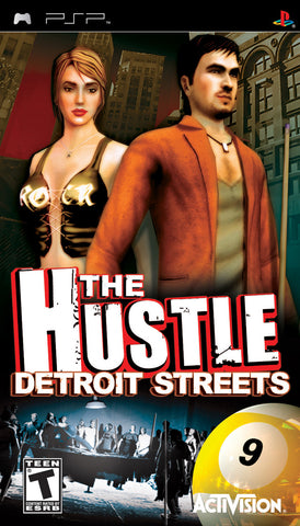 The Hustle: Detroit Streets - PSP