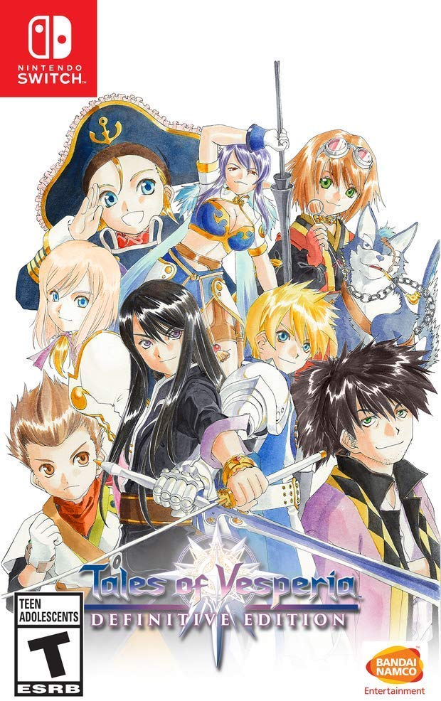 Tales of Vesperia: Definitive Edition - Nintendo Switch