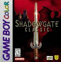 Shadowgate Classic - Game Boy Color [USED]