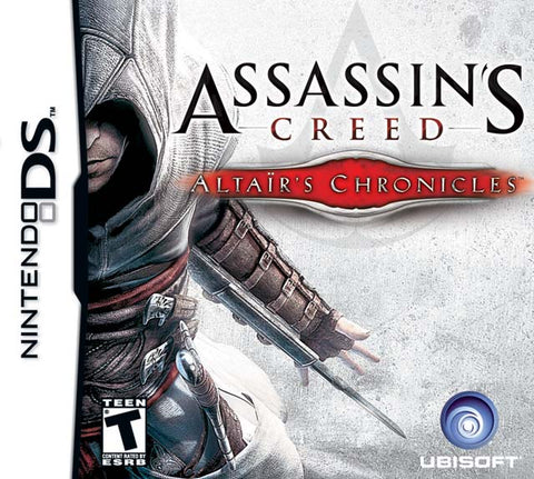 Assassin's Creed: Altair's Chronicles - Nintendo DS