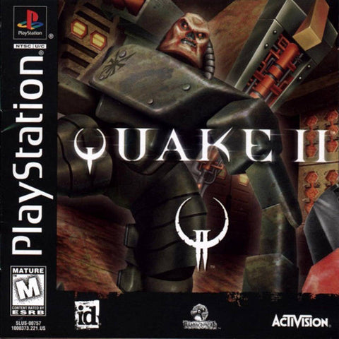 Quake II - PlayStation