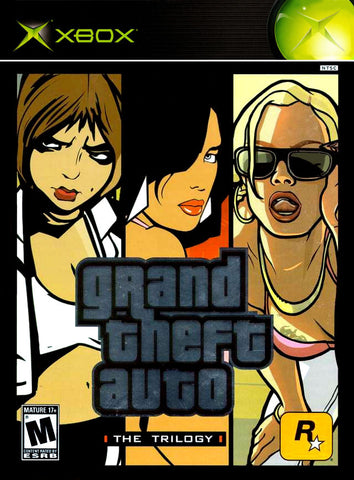 Grand Theft Auto: The Trilogy - Xbox