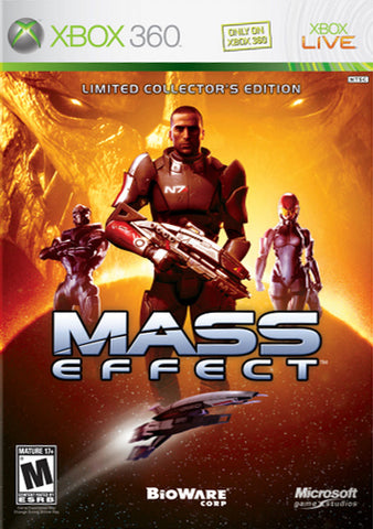 Mass Effect (Limited Edition) - Xbox 360