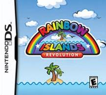 Rainbow Islands Revolution - Nintendo DS