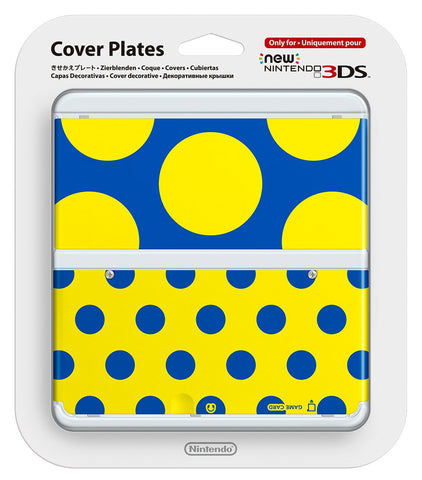 Nintendo New 3DS Cover Plate No.018 - Nintendo 3DS