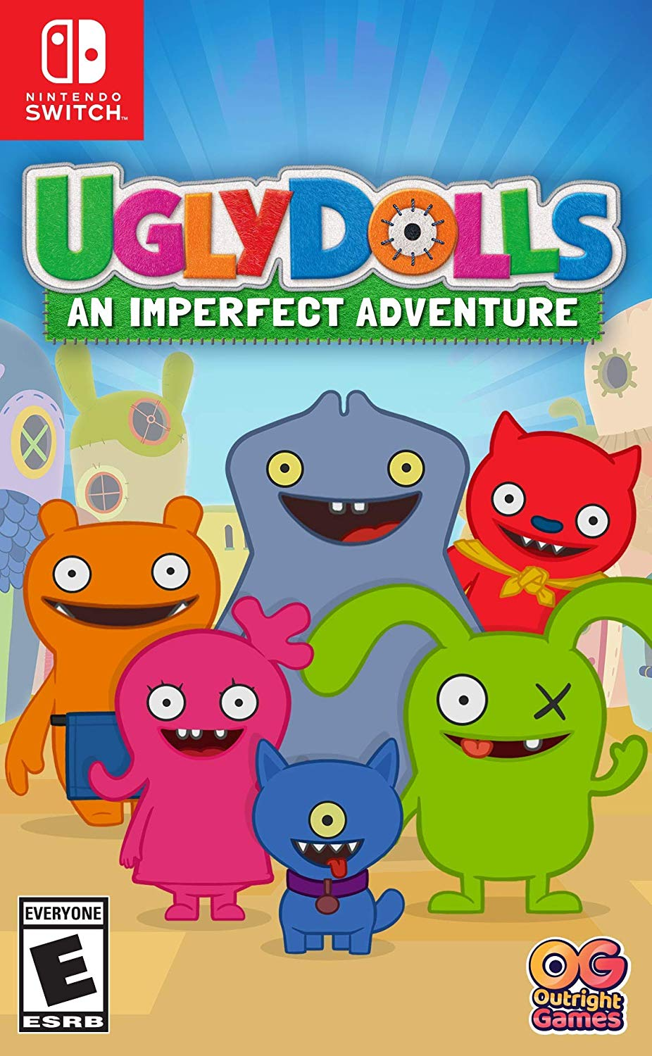 Ugly Dolls: An Imperfect Adventure - Nintendo Switch