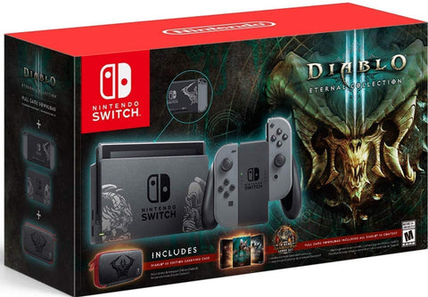 Nintendo Switch Diablo III Holiday Collection Bundle - Nintendo Switch
