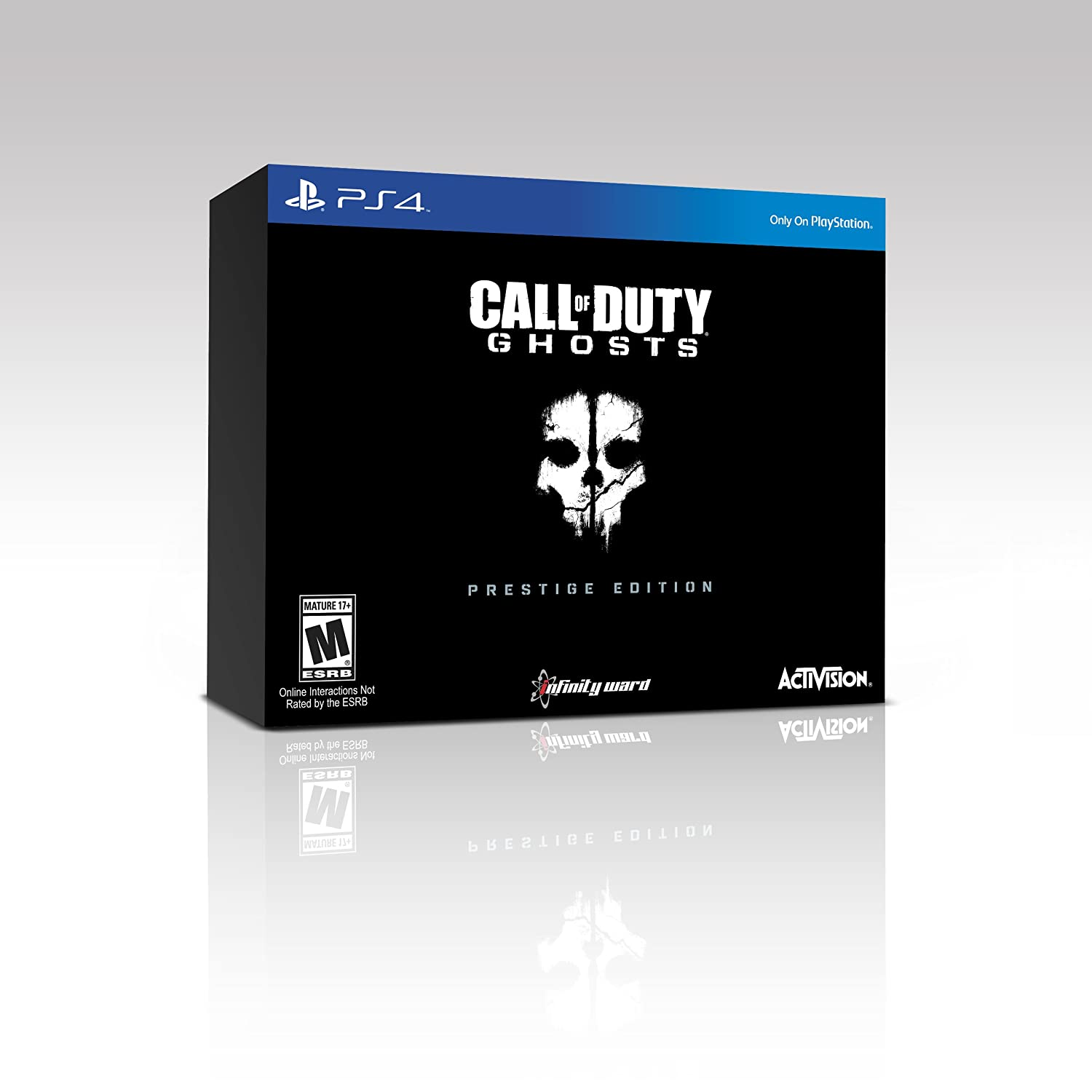 Call of Duty: Ghosts (Prestige Edition) - PlayStation 4 [NEW]
