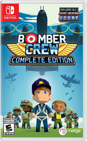 BOMBER Crew Complete Edition - Nintendo Switch