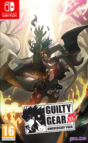 Guilty Gear 20th Anniversary Edition - Nintendo Switch