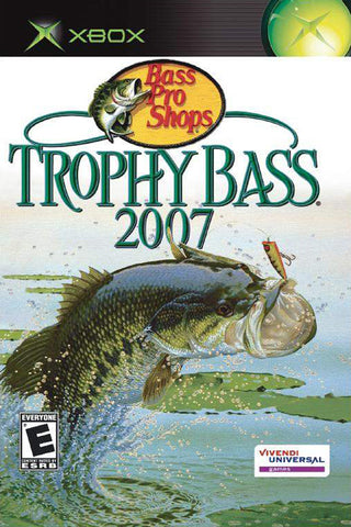 Bass Pro Shops: Trophy Bass 2007 - Xbox
