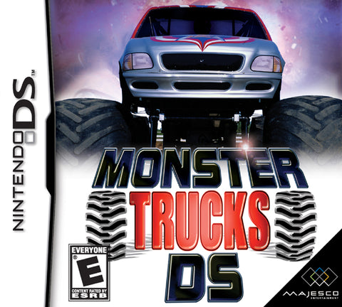 Monster Trucks DS - Nintendo DS
