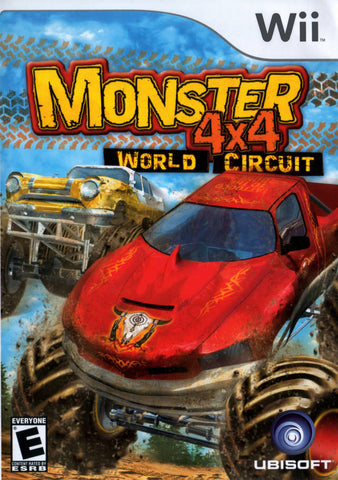 Monster 4X4: World Circuit - Nintendo Wii [USED]
