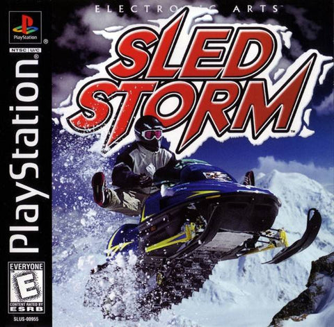 Sled Storm - PlayStation