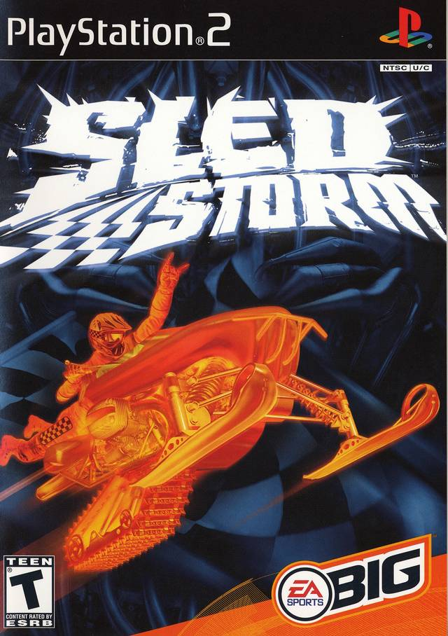 Sled Storm - PlayStation 2