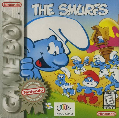 The Smurfs (Players Choice) - Game Boy