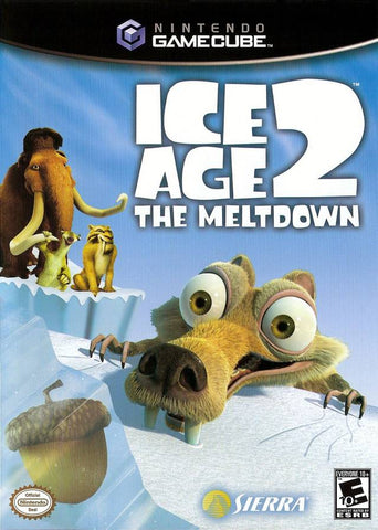 Ice Age 2: The Meltdown - GameCube [USED]