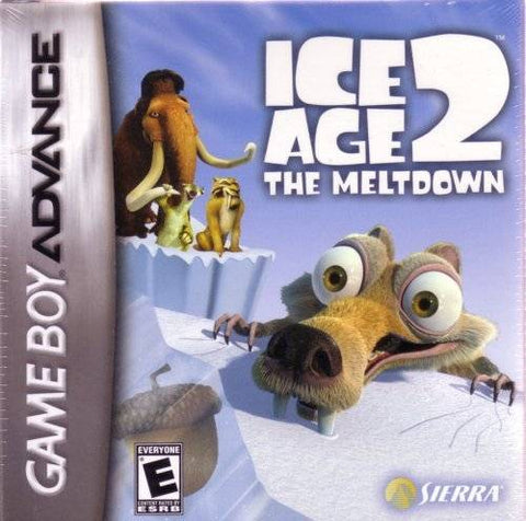 Ice Age 2: The Meltdown - Game Boy Advance [USED]
