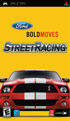 Ford Bold Moves Street Racing - PSP