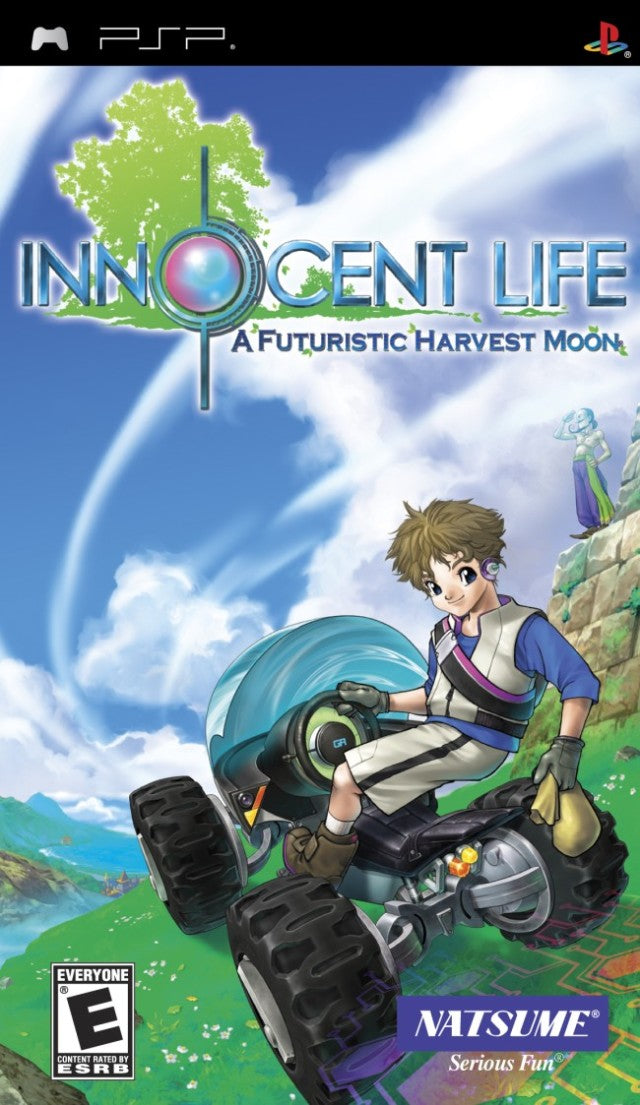 Innocent Life: A Futuristic Harvest Moon - PSP