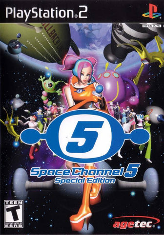 Space Channel 5: Special Edition - PlayStation 2