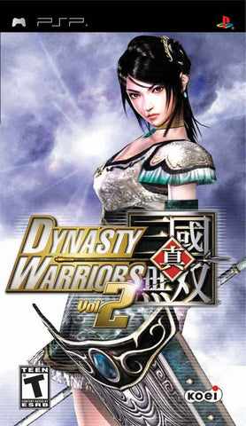 Dynasty Warriors Vol. 2 - PSP