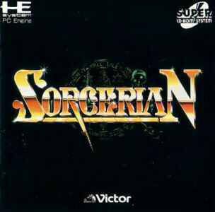 Sorcerian - Turbo CD (Japan)