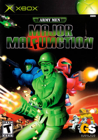 Army Men: Major Malfunction - Xbox