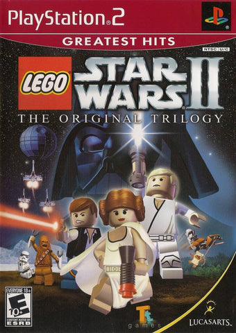 LEGO Star Wars II: The Original Trilogy (Greatest Hits) - PlayStation 2