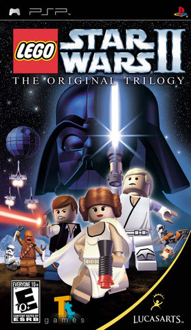 LEGO Star Wars II: The Original Trilogy - PSP