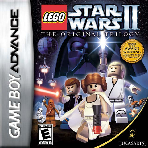 LEGO Star Wars II: The Original Trilogy - Game Boy Advance [USED]